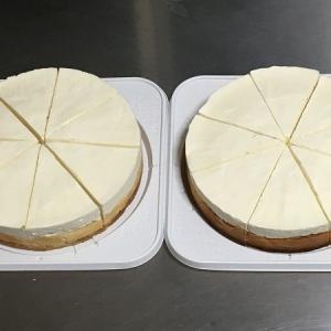 ダブルチーズケーキ・2台セット