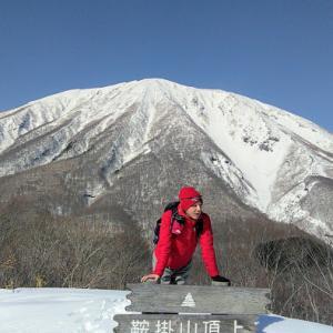 今年も雪山登り(^_-)-☆