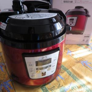 【買ってよかったもの】電気圧力鍋のその後 と 体組成報告。