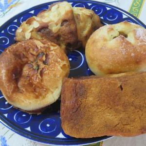 【米糀粉効果を検証中】米糀粉22日目。きょうはパン祭。