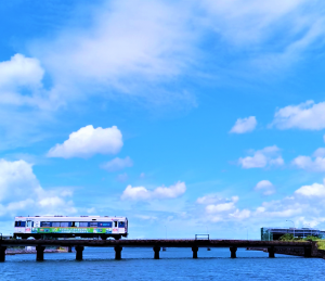 松浦鉄道2020年・夏