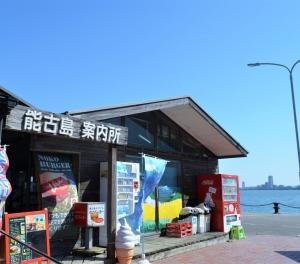 能古島へコスモスを見に行ってきました。