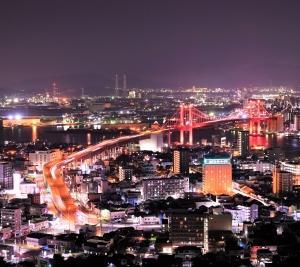 北九州の日本夜景遺産