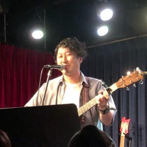 川野航さんライブ初体験