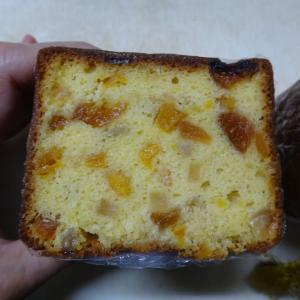 フルーツケーキ2種