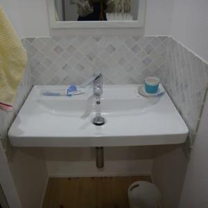 わらび邸洗面台