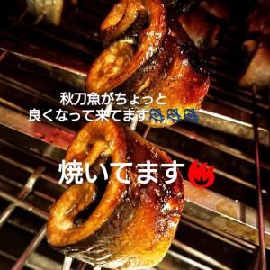 秋刀魚!!
