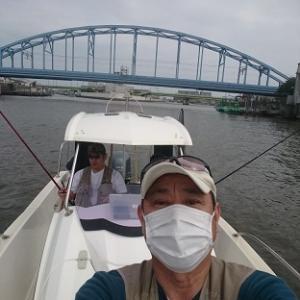 ★東京湾最奥部の黒鯛ボート釣り!RFC爆釣★