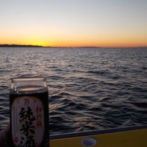 片瀬江ノ島☆渚丸☆エサ釣りカマス【2018年1月4日】