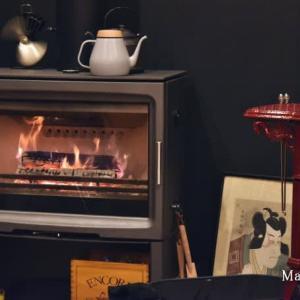 一気に5℃まで下がっても薪ストーブを焚けない隠居部屋