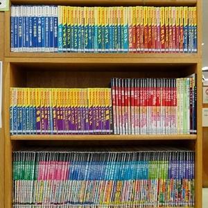 図書館の棚は人の行動を表す
