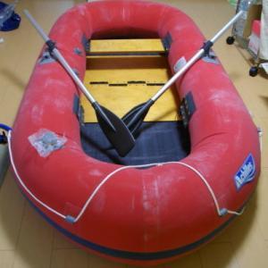 アキレスのゴムボートを調達した件。