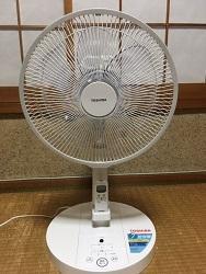扇風機を買う