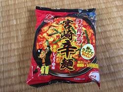チャルメラ 宮崎辛麺 -明星-
