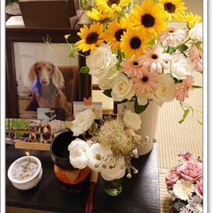 お花と病院