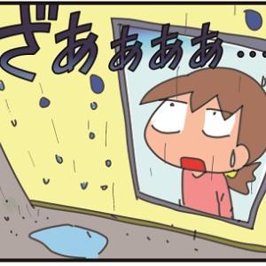 福島は昨日も大雨!