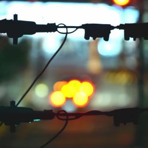 【趣味の部屋】photo編 ~ちょい時間露光で、夜の交差点~