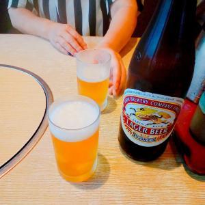 【すし半でランチデート♪(≧▽≦)  食事中、飲み物はよく飲む?飲まない?】