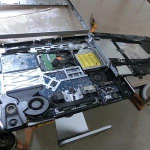 iMac2007の分解
