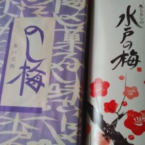 息子から来ました・・茨木県のお菓子。