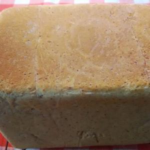 小麦胚芽の角食パン。
