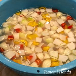 一度コツを覚えたら、何度もおうちで作れます♪3/6(金)開催!白菜キムチと水キムチを作る会