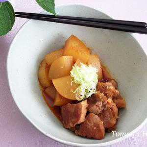 韓国スタイル!梅エキスの活用方法♪豚肉のコチュジャン煮☆ナスラックキッチン