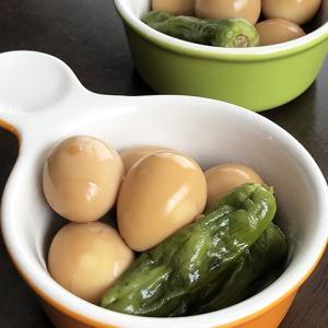 久しぶりにうずら煮卵!韓国ドラマ食堂3刷が届きました!