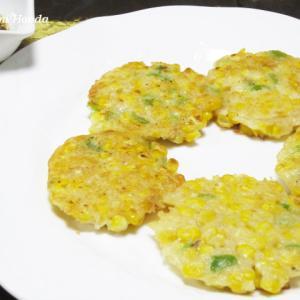 夏らしい一品!とうもろこしと青唐辛子のチヂミのレシピをご紹介いたします!
