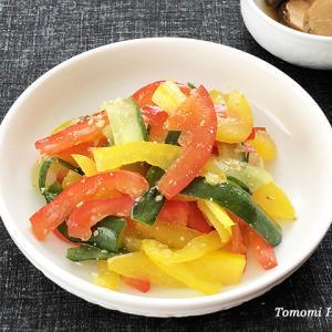 お申し込みは6月25日(金)17時まで!6月27日(日)は、カンテンジャンとナムル3種類のオンライン韓国料理教室です♪