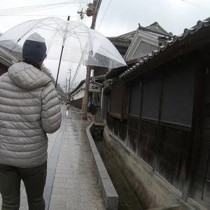 大人の遠足、雨の坂越編