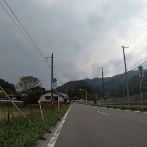 冨土野峠で見た真実の奇跡
