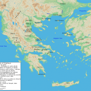オルペウス その死