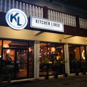 グアムローカルに大人気!!! おしゃれディナーなら間違いなくここ♪ Kitchen Lingo