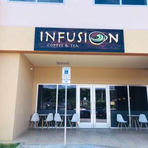 グアム旅行で、ここでしか飲めない◯◯ドリンクが激ウマです‼︎ INFUSION