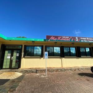 グアム南部で1番人気のレストラン!!! ここは絶対行くべし♪ Mc Kraut's