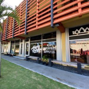 グアムで1番人気のアサイーボウルはここ!!! マイティーパープルカフェ