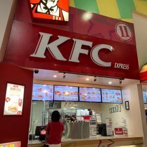 グアムのフードコートと言ったら、間違いなくここ!!! KFC