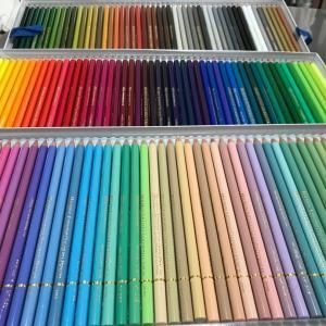 塗り絵教室の門をたたく