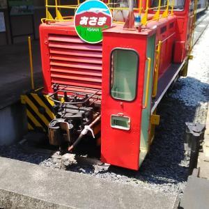 鉄道公園で見かけた鉄道車両