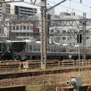 撮り鉄しました。和歌山駅