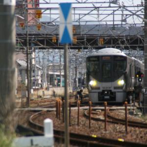 撮り鉄しました。和歌山駅周辺 阪和線