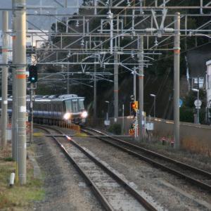 撮り鉄しました。藤並駅