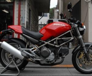 DUCATI M900 is SOLD