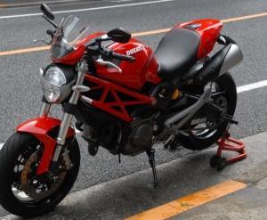 For Sale DUCATI MONSTER 696+
