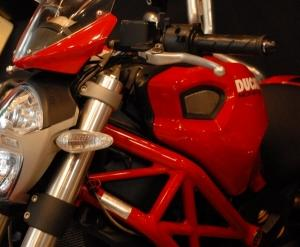 DUCATI MONSTER696+ is SOLD