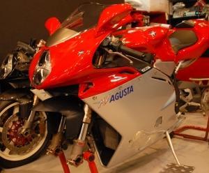 MV AGUSTA F4 750s is SOLD