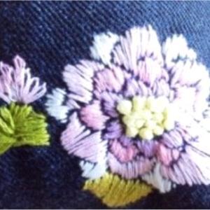刺繍熱:若かりし頃の私と再会