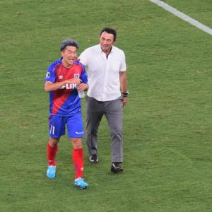 vs セレッソ大阪 〔J.League YBC Levain Cup Playoffstage 第1戦〕