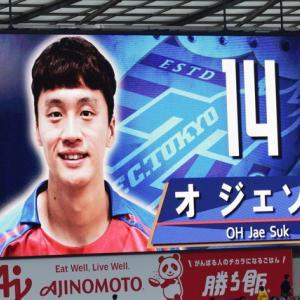vs 川崎フロンターレ 〔J.League Division1第19節〕